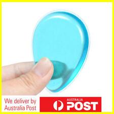 Blue Teardrop Silicone Puff Sponge Blender Makeup Foundation Brush Applicator