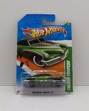 Hot Wheels Treasure Hunt 1948 Tucker Torpedo Signed by Preston Tucker Family