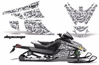 Snowmobile Graphics Kit Sled Decal Wrap For Arctic Cat Z1 Turbo 06-12 DIGICAMO W