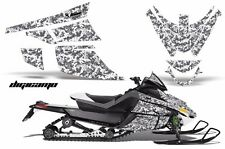 AMR Racing Arctic Cat Z1 Turbo Wrap Snowmobile Graphic Kit Sled Decals 06-12 DCW