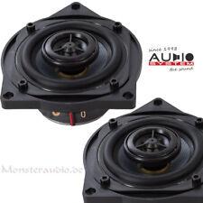 Audio System CO 80 BMW EVO Lautsprecher Set E-F-Modelle 1er 2er 3er 4er 5er 6er