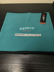 100% Authentic New Supreme Fleece Neck Gaiter Teal FW16