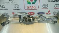 Mercedes-Benz X166 GL Class 2013 On Front Wiper Motor Mechanism 1668202840