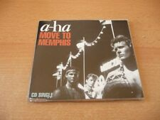Maxi CD A-ha - Move to Memphis - 1991 incl. Crying in the rain (LIVE)