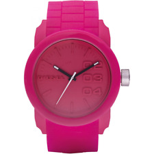 DIESEL Dz1439 Pink Analogue Water Resistant Unisex Watch Post