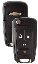 NEW Chevy GM OEM  Switchblade Flip Key 4 Button Remote  13504200 5912543 LOGO