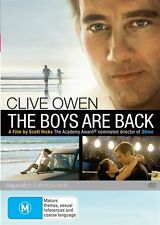 The Boys Are Back (DVD, 2010)