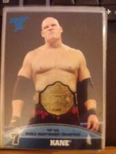 2013 Topps Best of WWE Top Ten World Heavyweight Champion #7 Kane