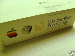 Apple Laserwriter 12/600 /660 PS M3758G/A Yellow toner