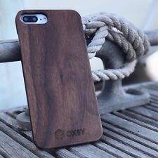 iPhone 7 Plus Real Wood iPhone Case - Walnut OXSY