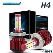 H4 HB2 9003 Cree LED Headlights Kit Bulbs 160W 20000LM HI/LO Beam Lights 6500K