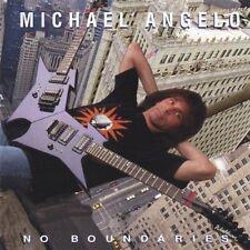 Michael Angelo Batio () No Boundaries (1994/95, US) CD []
