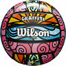 Wilson Graffiti Mini Volleyball Ball