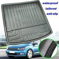 For VW Touran III MK3 2015-2019 Car Boot Liner Cargo Tray Trunk Floor Mat Carpet