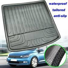 For VW Touran III MK3 2016-2019 Cargo Boot Liner Tray Rear Trunk Floor Mat