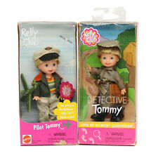 Lot 1999 Kelly Club Pilot Tommy & 2001 Detective Tommy