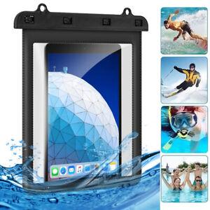 Universal Waterproof Pouch IPX8 for iPad 9.7 2020, iPad 10.5, iPad Pro 11 7/8th.