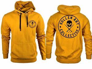 SULLEN Men's Hoodie EVER pullover Sweatshirt Mustered Heavy Weight S-3XL
