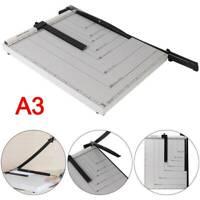 Photo Paper Cutter Guillotine Tool Card Trimmer Ruler FOR A3 A4 A5 B4 B5 B6 B7
