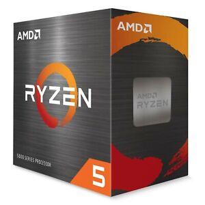 AMD Ryzen 5 5600X CPU BOX Prozessor, 6-Core, Socket AM4,100-100000065BOX