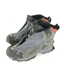 Adidas Adiprene Waterproof Hiking Trekking Boots Green Size 7