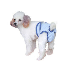 For Dog Puppy's Gift-Striped Diaper Pants Physiological Sanitary Short Panty XS-