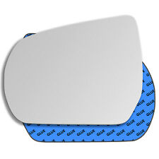 Left wing self adhesive mirror glass for Cadillac ATS 2013-2019 768LS
