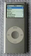 I Pod Nano Silver 4gb 2nd Generation Non Working Spares And Repairs