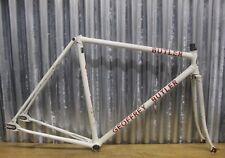 Vintage Geoffrey Butler 53cm Track Frame Reynolds 531 Retro Pista Bike Eroica