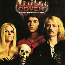 Coven  – Witchcraft Destroys Minds & Reaps Souls AKARMA Vinyl  LP