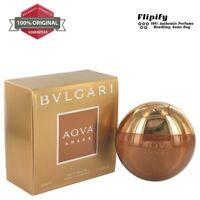 Bvlgari Aqua Amara Cologne 1.7 oz / 3.3 oz EDT Spray for MEN by Bvlgari