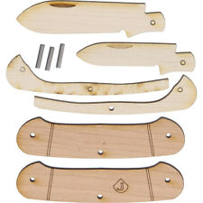 JJ's Knife Kit Two Blade Canoe Knife Kit Knife JJ5 Includes all parts needed to
