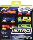 NERF NITRO REFILL 6-PACK AST