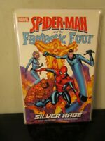Spider-Man and the Fantastic Four Silver Rage TPB (Marvel) #1 BAGGED BOARDED~