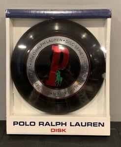 Vintage Wham-O Polo Ralph Lauren Disk Series RL67 Frisbee Mold 82E Sealed Box