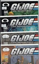 G.I. Joe: A Real American Hero #11 #12 #15 #17 2003 Bundle c1.656