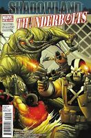 Thunderbolts Comic Issue 149 Modern Age First Print 2010 Parker Shalvey Martin