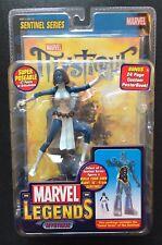Marvel Legends Sentinel Series Mystique Action Figure BAF Toy Biz 2005