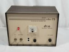 Vintage D&A  RDX-75 Ham Radio Linear  Amplifier   PLEASE READ