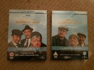 LAST OF THE SUMMER WINE - Series 1, 2,3 & 4. *NEW SEALED* (2002/2009)
