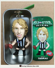 2010 Select AFL Stars Key Rings Dale Thomas ( Collingwood)