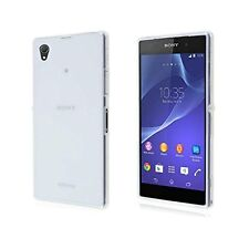 case cover Gel TPU flexible transparent ultra slim for Sony Xperia Z2