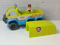 paw patrol jungle terrain vehicle with ryder and working sounds