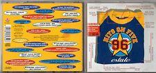 HITS ON FIVE 96 ESTATE CD LUCA CARBONI BLISS TEAM SLAM TALEESA LOS LOCOS ANTICO