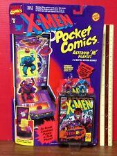 1994 Marvel Comics Group X-Men Pocket Comics Asteroid 'M' Playset