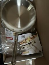 """All Clad COPPER CORE 10"""" Fry PAN 6110 SS USA"""