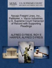 Navajo Freight Lines, Inc., Petitioner, V. Vacco Industries. U.S. Supreme Cou...