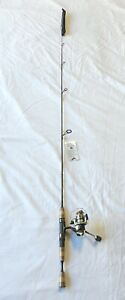 """Elite 5'6"""" 1PC Spinning Ultralight Trout Combo/ 5 BB Reel 1-5 Lb"""