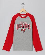 Tampa Bay Buccaneers Boy's Long Sleeve Tee (X-Large) NWT
