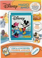Bustina Magici Amici Disney! Ed.Panini Nuova Sigillata! Var. Topolino promo 2018